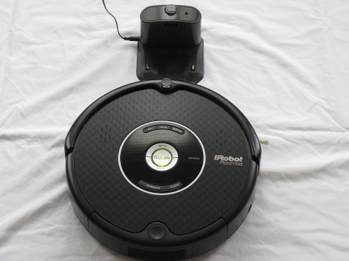 Roomba Undocked