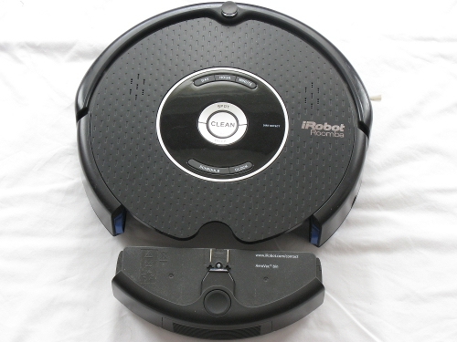 Roomba without Dust Bin