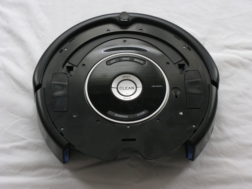Roomba without Faceplate